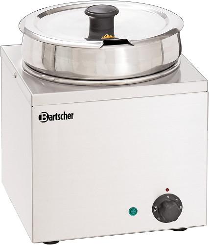 bartscher bain marie hotpot 1x pot 6 5 l mod no gastronomie. Black Bedroom Furniture Sets. Home Design Ideas