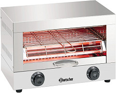 Bartscher Appareil toaster/gratiner, simple