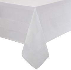 Mitre Luxury Nappe blanche bande de sation 1600 x 1600mm