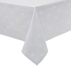 Mitre Luxury Nappe blanche Luxor 1350 x 2300mm