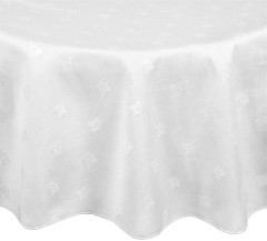 Mitre Luxury Nappe blanche Luxor 2300mm