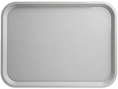 Kristallon Plateau self-service 305 x 415mm gris